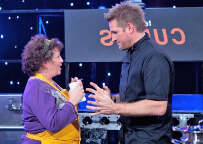 Mentor Chef Curtis Stone on All-Star Academy
