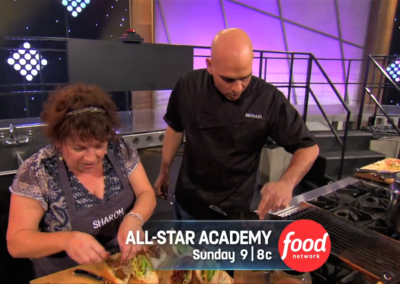 Michael Symon on All Star Academy